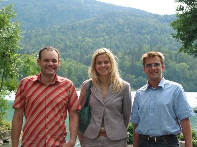 Team Vernetztes Lernen TU Graz