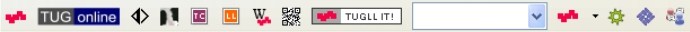 TU Graz Toolbar