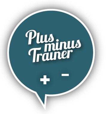 Plus / MInus Trainer