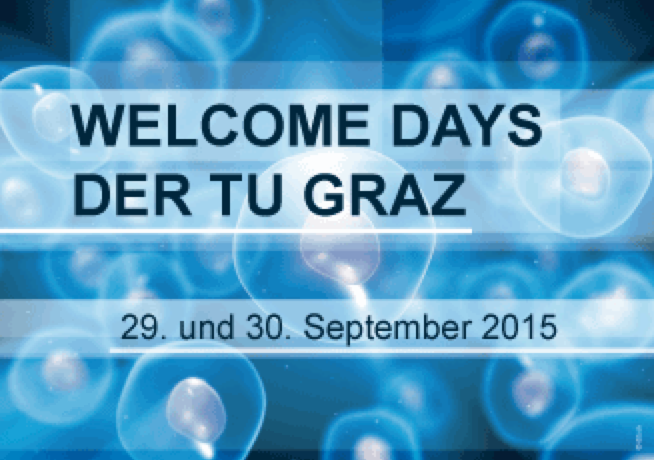 Welcome Days 2015