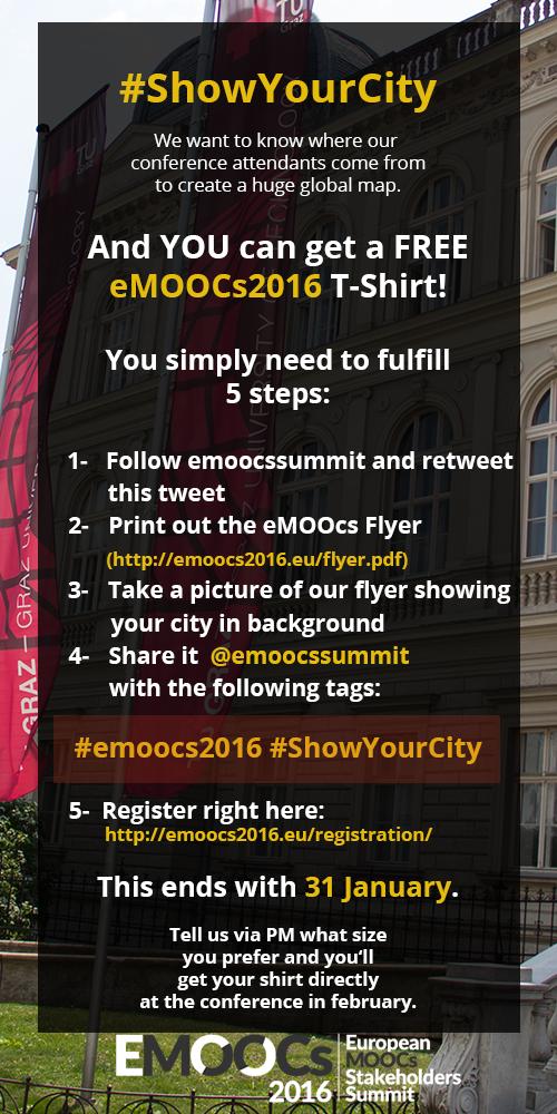 Twitter eMoocs